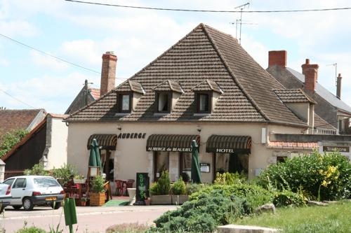 Arrêt repas à l'auberge de Beaulieu sur Loire