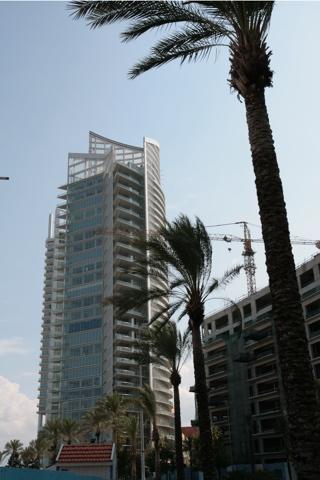 Un nouvel eldorado pour les constructeurs-promoteurs, milliardaires, Beyrouth en bord de mer