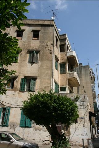 Quartier de Mazraa