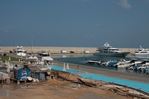 Les yachts