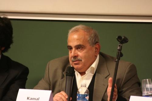 Kamal Hamdan, économiste