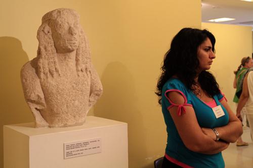 Crétoises... au musée d'Héraklion