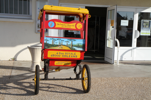 Le pousse-pousse (que l'on trouve dans plusieurs villes de Madagascar) est prêt pour de nouvelles balades dans la Grande Ile.