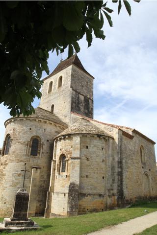L'église St Laurent