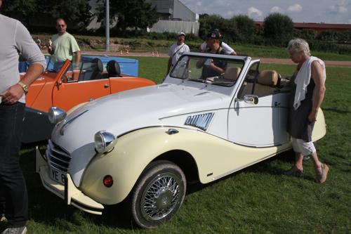 La 2CV Grand-luxe
