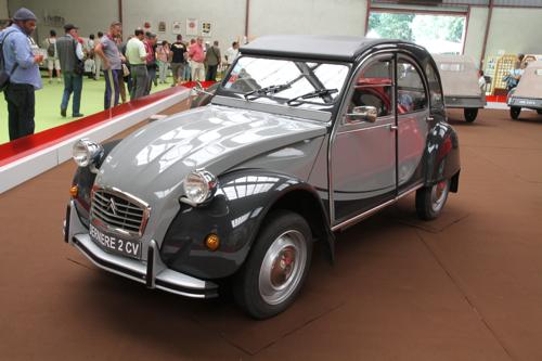 La dernière 2Cv produite au Portugal jusqu'en 1990