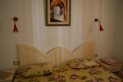 Notre chambre chez Naziha et Omar