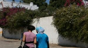Etudiantes de Sidi Bou Saïd, image forte de la Tunisie tolérante