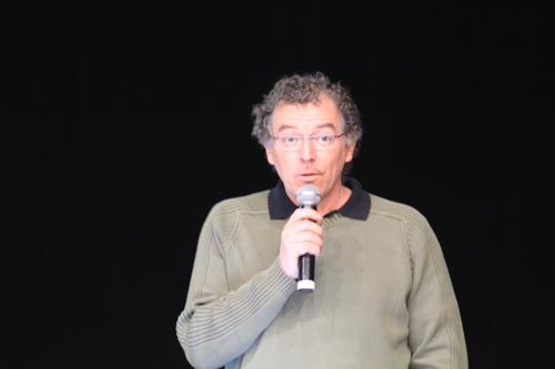 Gilles Pilatte de l'Inra nous parle des OGM