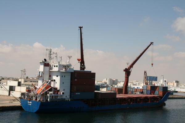 Port de Sfax