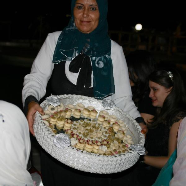La Tunisie sera toujours douce comme ces pâtisseries (mes archives 2011)