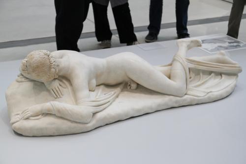 Hermaphrodite (130-150 après JC