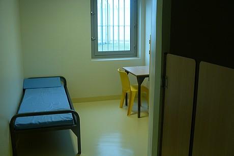 Une cellule comme celle que nous avons visitée (photo Internet)