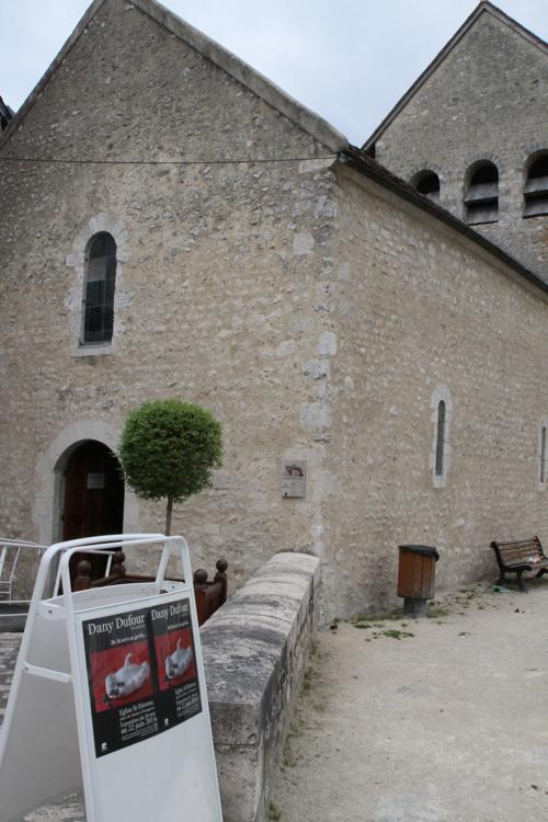 Rendez vous à l'église ST Etienne place du Martroi à Beaugency