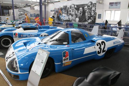 Prototype pour gagner Le Mans