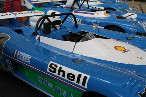 1972, Pescarolo et Hill gagnent les 24h du Mans