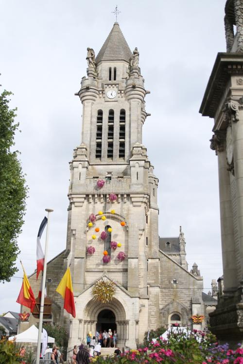L'église paroissiale St Marceau