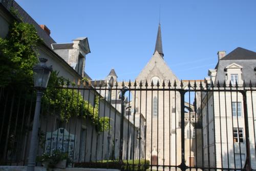 L'abbatiale du XIV siècle