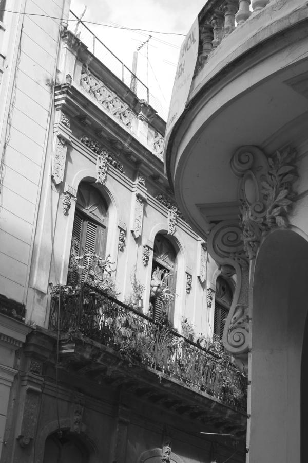 Dans le centre de La Havane
