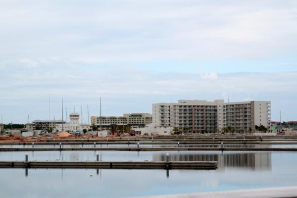 Marina immense qui attend les touristes à Varadero