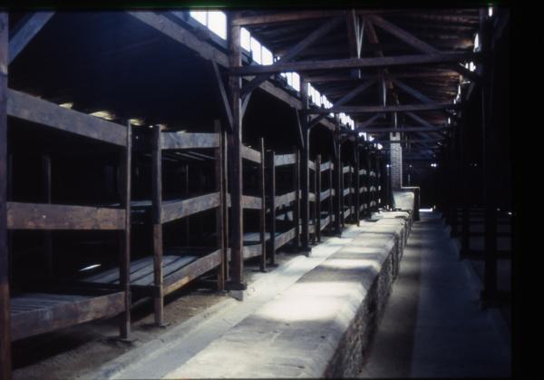 Intérieur de baraque