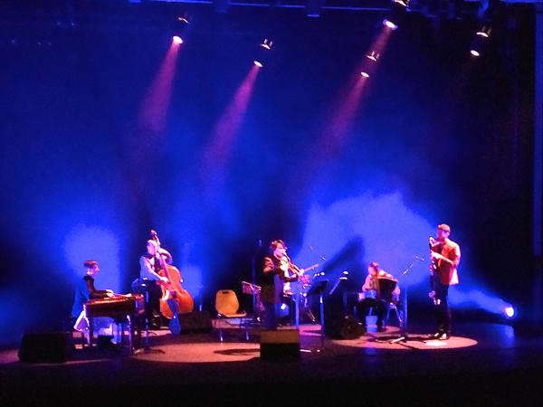 Le Groupe de musiciens