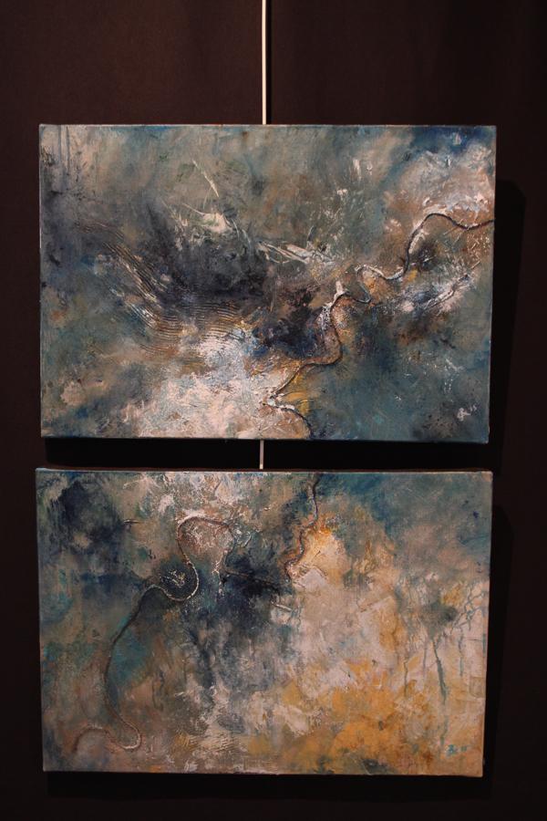 Acrylique de Catherine Delage-Rossignol