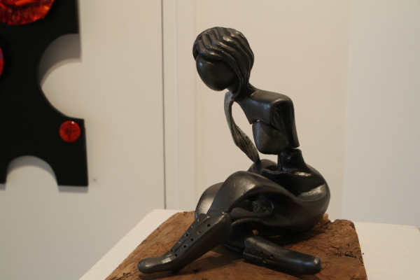 Sculpture de Marc Habarnau