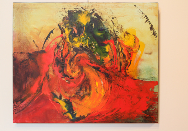 """Flamme et go "" de Dalia Fijalkow"