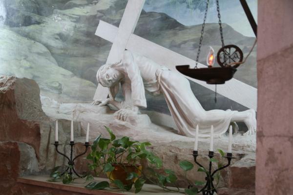 Le Christ objet de tant de vénération
