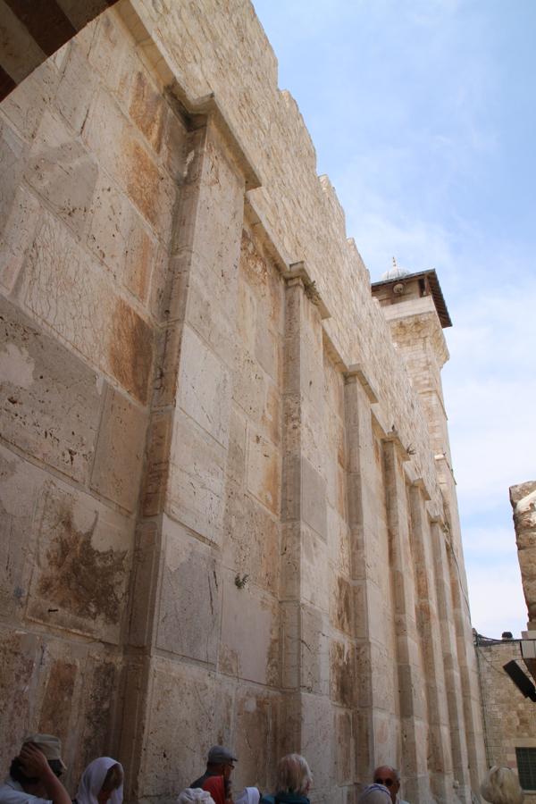 Construction de Hérode