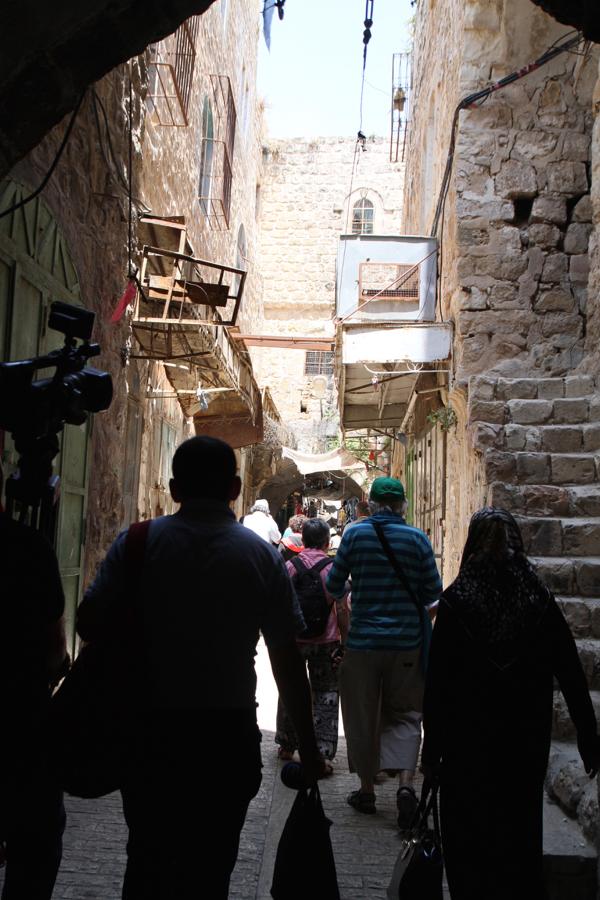 Ruelles dans la vieille ville