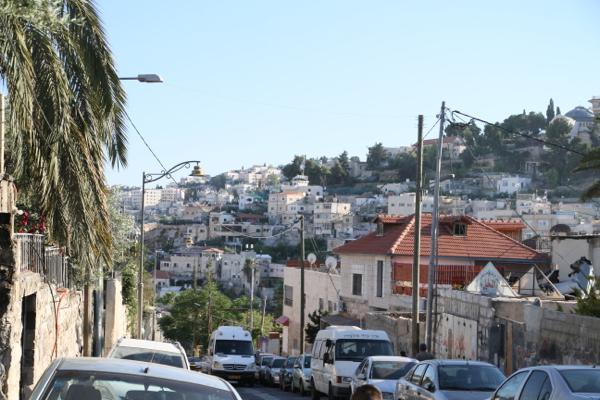 Silwan, Jérusalem Est