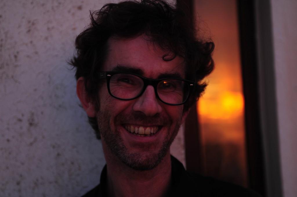Martin Charpentier, le photographe du Tedx et auteur de la grande majorité des photos publiées sur ces pages et ami de Matthieu.