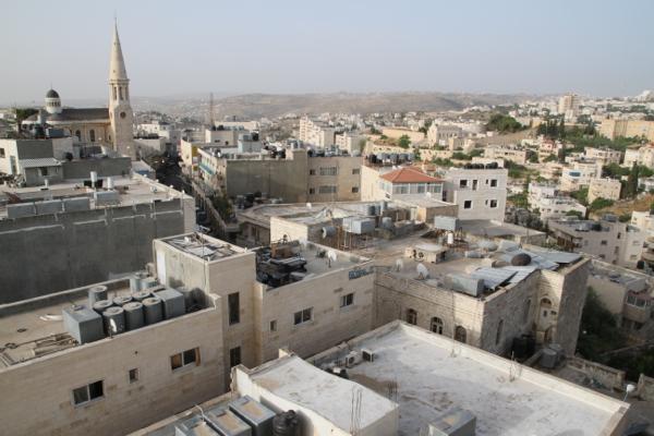 Les toits de Bethléem