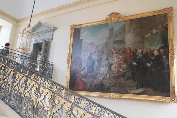 Ces rencontres ont eu lieu dans l'Hôtel Dupanlou