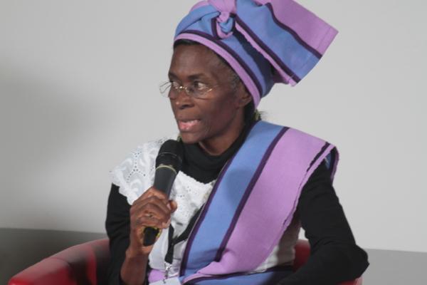 Pour Mary Noël Niba la fin des mutilations des femmes africaines  passe par la volonté de toute la société par seulement des mamans.