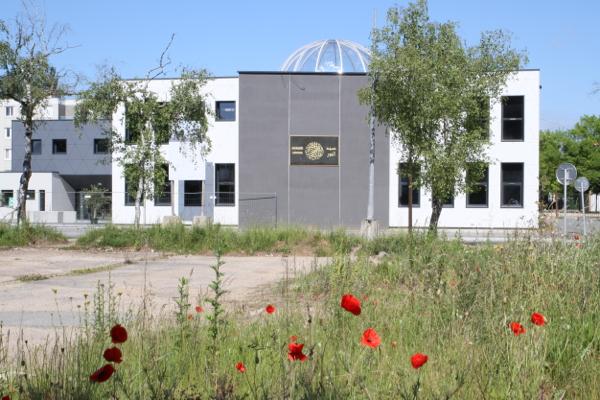 La nouvelle mosquée de mon quartier
