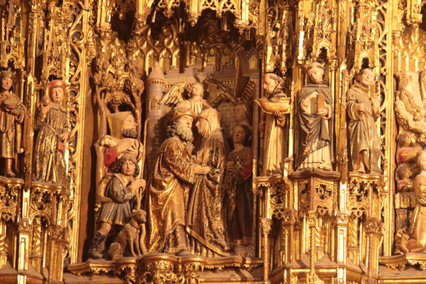 Saint Joachim et Ste Anne