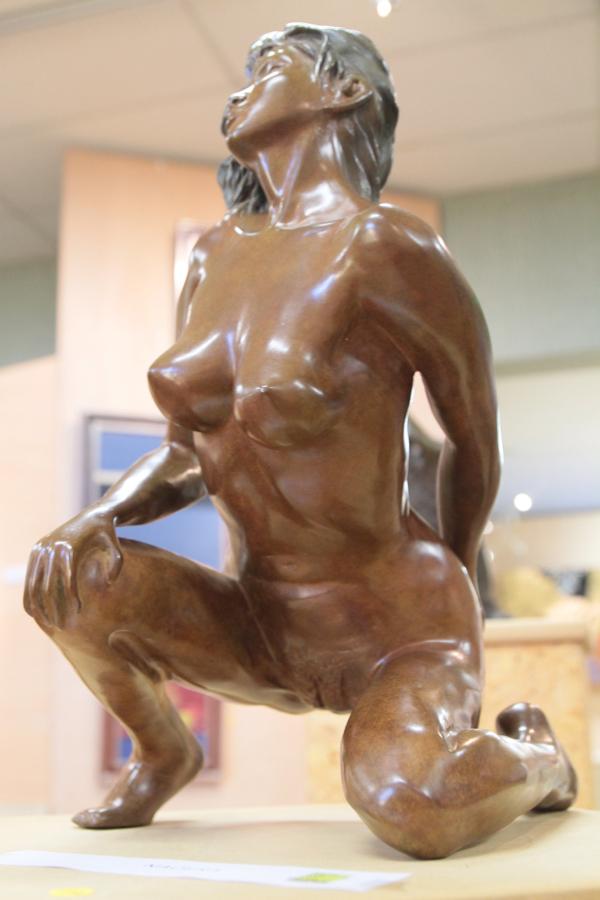 """Lolita"" bronze de Nacera"